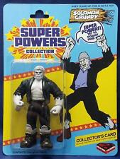Solomon Grundy Super Powers Mint on Card Made by ITW