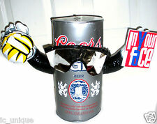 "COORS LIGHT BEER CAN USA OLYMPIC FIFA SOCCER SUNGLASSES 14"" INFLATABLE BLOW UP"