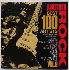 Another Rock Best 100 Artists Vol. 9 CD Japan Album Rock