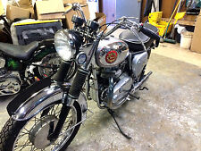 1961 BSA Super Rocket