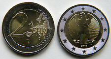 2016 Germany 2 EURO COIN - MINT UNC - MINT MARK A (Berlin) - NEW
