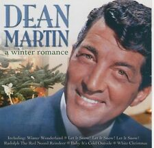 DEAN MARTIN A Winter Romance CD ALBUM  NEW - NOT SEALED