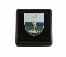 ROYAL SIGNALS JIMMY  LAPEL PIN BADGE  BRAND NEW BOXED, IDEAL PRESENT