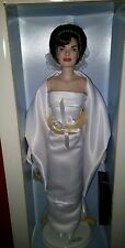 Künstlerpuppe Porträtpuppe Jackie Jacqueline Kennedy Franklin Mint Heirloom Doll