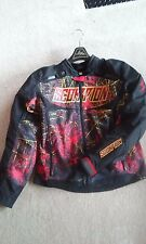 SCORPION DEPARTED MOTORCYCLE JACKET W/ LINER SIZE L  EUC