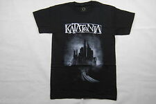 KATATONIA THE BLACK SESSIONS T SHIRT SMALL NEW OFFICIAL DEAD END KINGS METAL