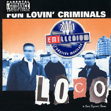 Fun Lovin Criminals : Loco CD (2001)