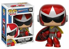Funko Pop! Proto Man (Mega Man) Vinyl Figure Games