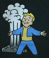 Fallout Vaultboy of the Month Limited Edition Tee shirt, Nuclear Anomaly.