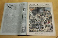 rivista - DOMENICA DEL CORRIERE - anno 1943 numero 45 ill.MOLINO