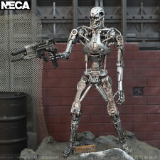 "7"" T-800 ENDOSKELETON figure THE TERMINATOR neca classic PLASMA RIFLE box SERIES"