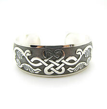 Hot! New Tibetan Tibet silver Totem Bangle Cuff Bracelet SL