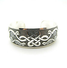 Hot! New Tibetan Tibet silver Totem Bangle Cuff Bracelet  SH