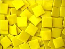225 Bright Yellow 20mm Vitreous Mosaic Tiles Top Quility Lowest prices