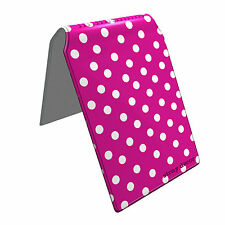 Stray Decor (Polka Dots (Pink & White)) Bus Pass/Credit/Oyster Card Holder