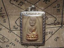 Phra LP Tuad (KammaKarn) Wat Chang-hai Thai Buddha Amulet Pendent