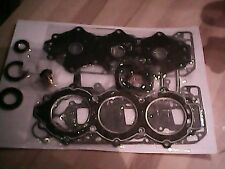 yamaha outboard 60hp 70hp   power head gasket set and thermostat 2 stroke