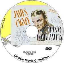 Johnny Come Lately James Cagney, Grace George  1943 DVD Drama Film
