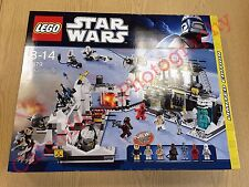 LEGO 7879 STAR WARS HOTH ECHO BASE DAL 2011 | Nuova & factory-sealed & RARE