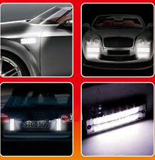 Car Daytime LED Light 12V Turning Signal Brake Light Set of 2, 119mm x 35mm