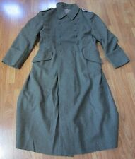 WWII GERMAN M40 M1940 WOOL OVERCOAT GREATCOAT- LARGE