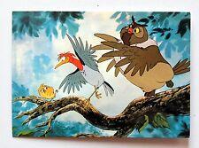 CP vintage pouet pouet siffle Disney Merlin l'enchanteur The Sword in the Stone
