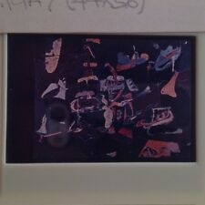 "Arshile Gorky ""Dark Green Painting"" 35mm Slide Armenian Abstract Expressionism"