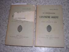 1907.christianisme et extrême orient / Léon joly.2/2.Corée Japon Chine inde
