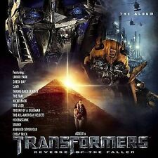 Transformers: Revenge of the Fallen by Various Artists (CD, Jun-2009, Reprise)