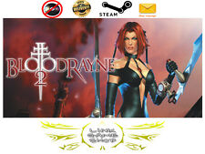 BloodRayne 2 PC Digital KEY STEAM - Region Free