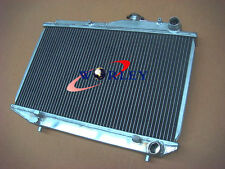 NEW FOR 52MM TOYOTA COROLLA AE86 4AGE GTS Manual 1983-1987 Aluminum Radiator