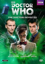 NEW Doctor Who: The Doctors Revisited 9-11 3 DVDs BBC 50th Anniversary
