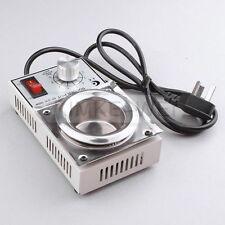 220V Solder Pot Soldering Desoldering Bath 50mm 200-450℃