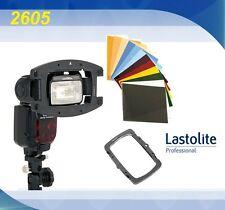 Lastolite 2605 Strobo Direct to Flashgun Mount Gel Starter Kit Mfr # LL LS2605