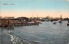 B84821 tripoli il porto ship bateaux   libia lybia