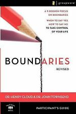 Boundaries: When to Say Yes, How to Say No to Take Control of Your Life:...