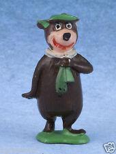 Marx Disneykins Tinykins Yogi Bear Miniature Plastic Fighurine 1960s Vintage
