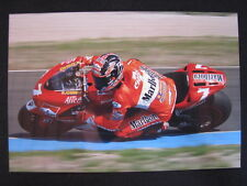 Photo Marlboro Ducati Desmosedici GP5 2005 #7 Carlos Checa (ESP) Dutch TT  Assen
