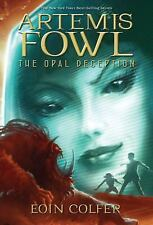 The Opal Deception (Artemis Fowl, Book 4) Colfer, Eoin Hardcover