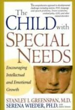 Stanley Greenspan - Child W Special Needs (1996) - Used - Trade Cloth (Hard