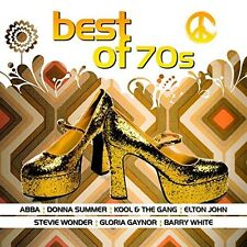 BEST OF 70S  - BLONDIE, KOOL & THE GANG, DONNA SUMMER - CD NEU