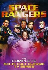 Space Rangers: The Complete Sci-Fi Cult Classic TV Series [ (DVD Used Very Good)