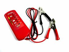 12v Battery & Charge Tester LED Display Bergen 6643