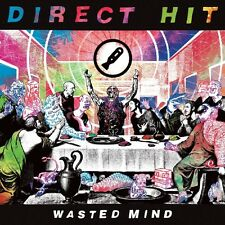 DIRECT HIT - WASTED MIND   CD NEU