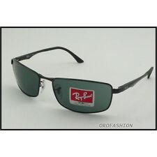 Occhiali da sole Ray Ban NEW - RB3498 002/71 61 Black