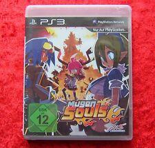 Mugen Souls, PS3, PlayStation 3 Spiel, Neu, deutsche Version