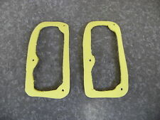 FORD FIESTA MK1 AND MK2 UPRATED AFTERMARKET REAR LIGHT SEALS