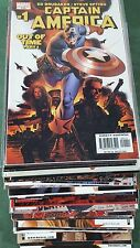 Captain America 2005 #1-50 near Complete Series 25 variant #6 1st Winter Soldier