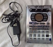 Roland SP-404 sp404 DJ Sampler Perfect Working with Universal Adapter