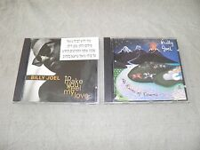 Billy Joel - To Make You Feel My Love + River Of Dreams Israel Promo 2xCD Dylan